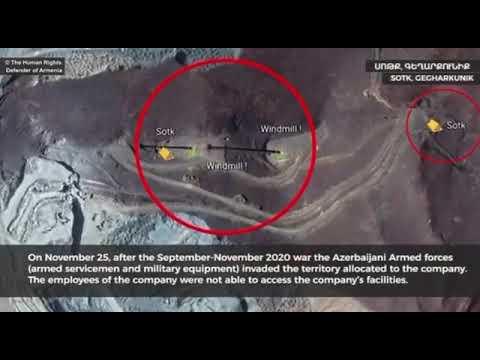Տեսանյութ.Ինչպես են ադրբեջանցիները տեղակայվել Գեղարքունիքի գյուղերի անմիջական հարևանությամբ. ՄԻՊ