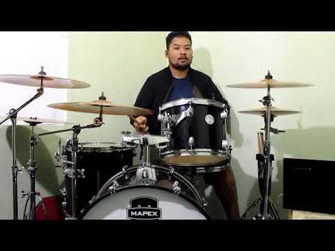 Noah - Cinta Bukan Dusta (Drum Cover by Fakhri)
