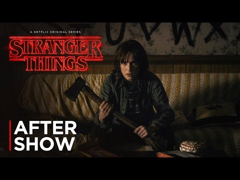 Stranger Things After Show | Chapter Two: The Weirdo on Maple Street | Netflix