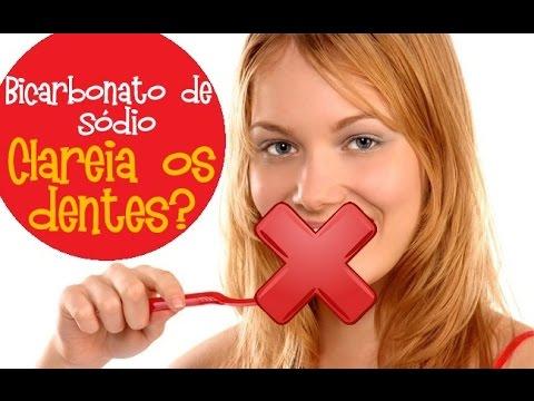 Bicarbonato De Sodio Clareia Os Dentes Beneficios E Maleficios