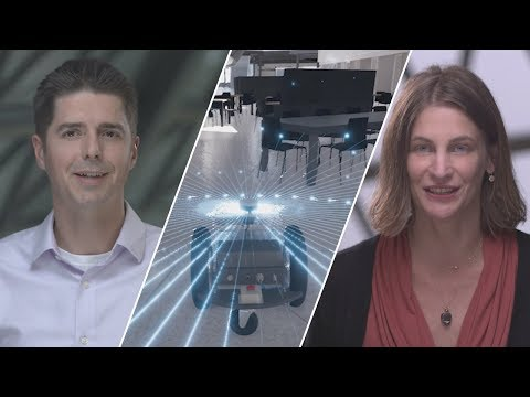 Robotics with NVIDIA's Jesse Clayton and Claire Delaunay