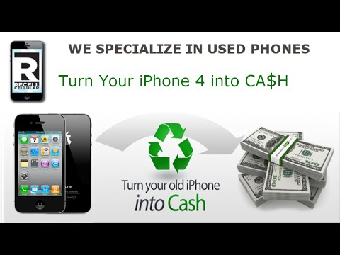 sell my iphone 4 sell my iphone 4 for the most money recell cellular 16092
