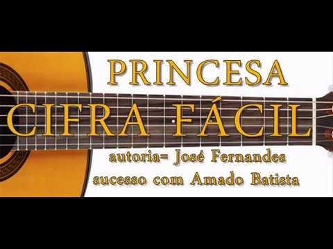 Princesa - CIFRA FÁCIL