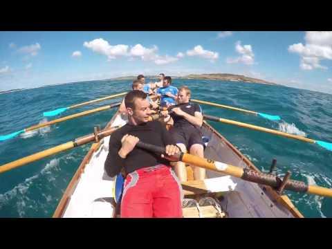 Scillies 2016 Looe Rowing Club