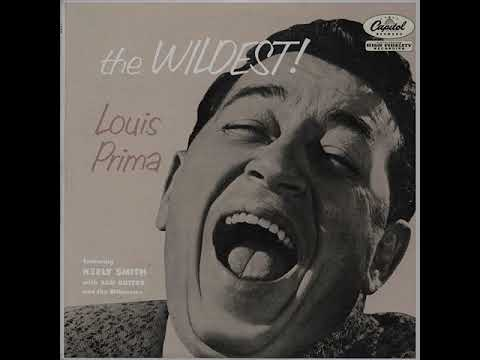 Louis Prima - Pennies from the Heaven