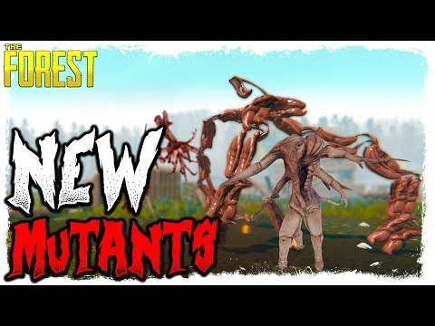 The Forest | NEW MUTANTS | Testing Weakness