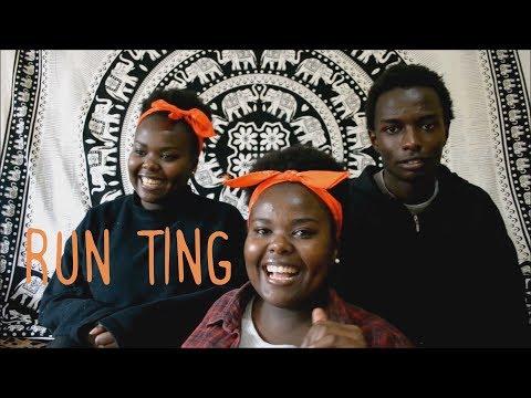 King Kaka Ft. Fena Gitu - Run Ting (Official Music Video)-REACTION