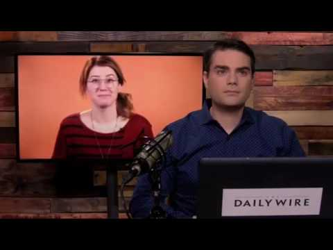 SJW vs LOGIC - Ben Shapiro Destroys Lena Dunham