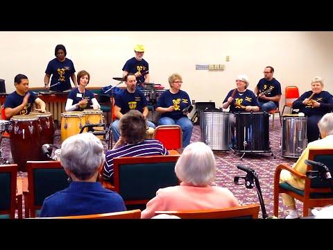 Oye Como Va Performance for Assisted Living Seniors | SYNERGY HomeCare of Richmond, Indiana