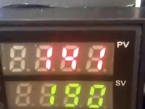 REX C100 PID controller modifications | Doovi