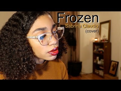 Frozen - Sabrina Claudio (cover)