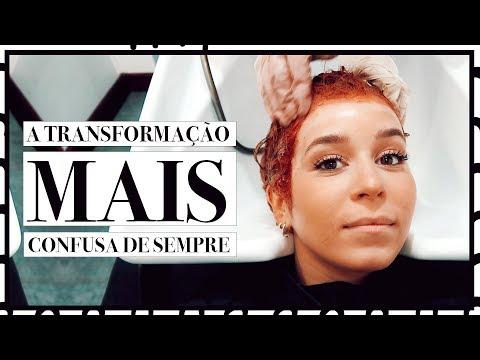 VIREI RUIVA E ARREPENDI-ME: O PROCESSO  Inês Rochinha