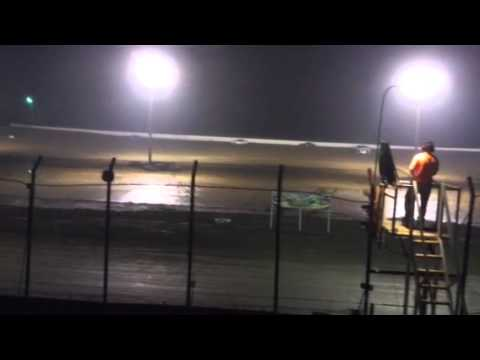 Clay county speedway  feature part 3 8/9/14