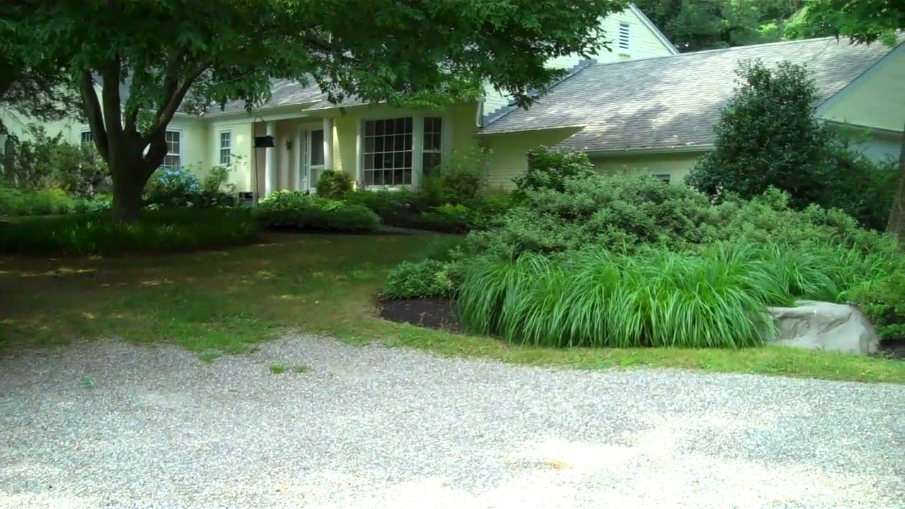 Landscape design perennial gardens and foundation planting - Mostardi s newtown square garden ...