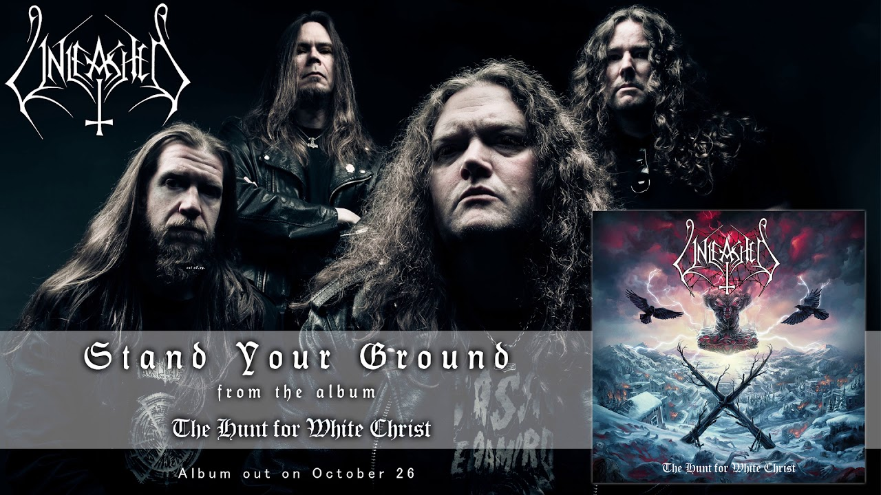 UNLEASHED — Stand Your Ground (Official Audio) | Napalm Records