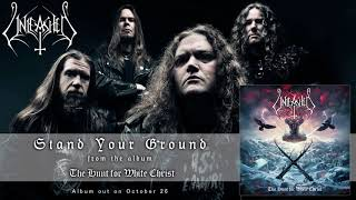 UNLEASHED - Stand Your Ground (Official Audio) | Napalm Records