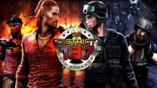 Steam Free Games - District 187: Sin Streets