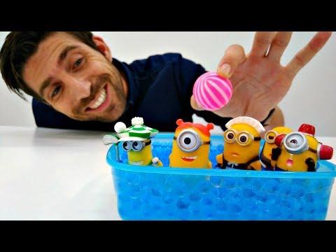 Vidéo pour enfants du Jardin d'enfants № 1: les Mignons