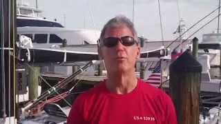 Robin Team, skipper of
