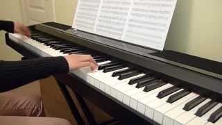 Mayday五月天【生命有一種絕對】鋼琴版 piano by CHM