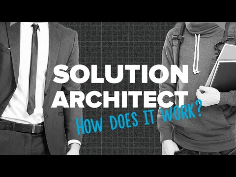 Who is Solution Architect: Processes, Role Description ...