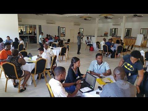 Caribbean Green Tech Startup Bootcamp Guyana