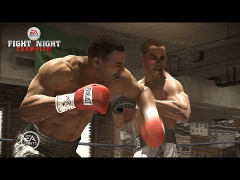Fight Night Champions: #XBOX One X | Story Gameplay | We Got Game - #HipHopGamer @LogitechG