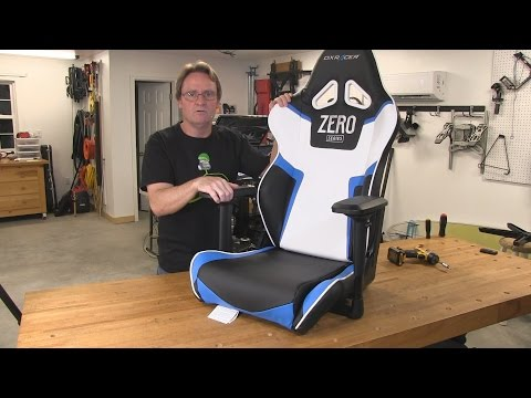 DXRacer Zero Desk Chair Review