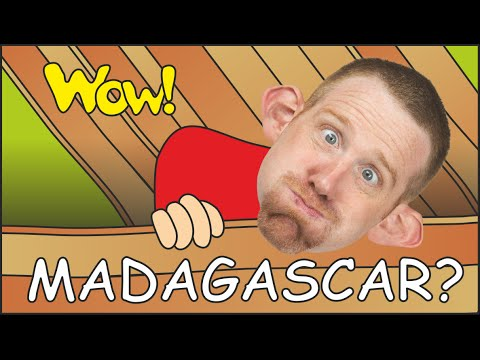 Steve and Maggie in Madagascar? Hide and Seek for Children in the Garden