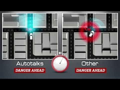 Autotalks - world