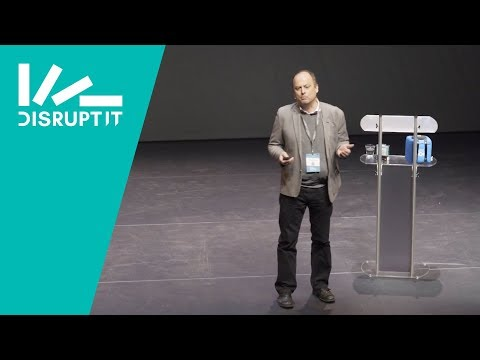 SNiC 2017: DisruptIT - Prof. dr. Karlheinz Meier - Neuromorphic Computing