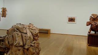 Un centenar de obras de Mendiburu en el Bellas Artes hasta el 5 de septiembre