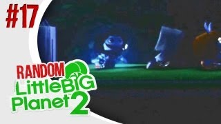 JEFF THE KILLER - Little Big Planet 2: Random Multiplayer w/ The Derp Crew - Ep. 17