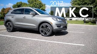 2017 Lincoln MKC | Driving Review | Model Overview