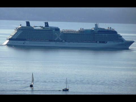 Celebrity Solstice Alaska 'Ship within a Ship'  Cruise  Sep 2015