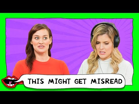 Download Youtube: TEXTS GONE WRONG with Grace Helbig & Mamrie Hart