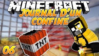 LE JOURNAL D'UN CONFINÉ #6 - Le Déconfinement (BOOM) ! [MINECRAFT]