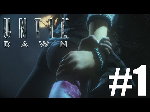 Until Dawn: I WON'T LET GO! Ep. 1