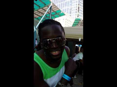 Houston Soca Superstar T-Rock Endorses Adrenaline Mas Band for Houston Caribbean Festival 2013