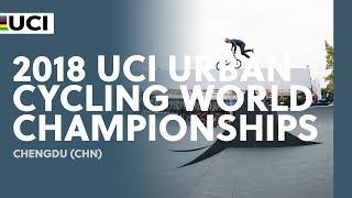 2018 UCI Urban Cycling World Championships - Chengdu (CHN)