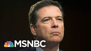 GOP Could Break With President Donald Trump At James Comey Hearing | Morning Joe | MSNBC