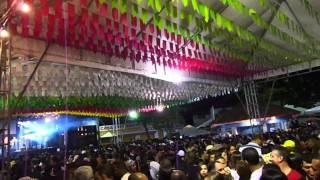 Festa Junina em Ubaíra dia 30 de junho de 2012