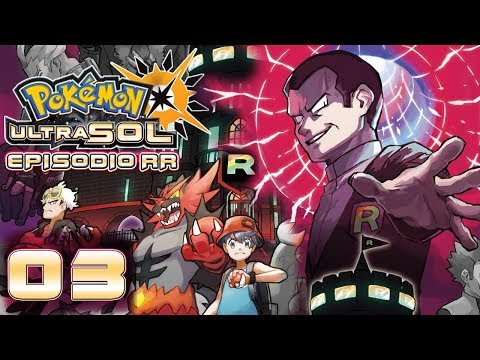 EPISODIO RAINBOW ROCKET #03 ~ POST-GAME POKÉMON ULTRASOL