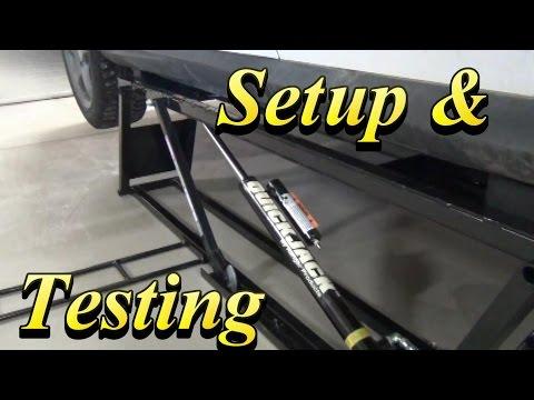 quickjack-bl-5000slx-setup-&-testing