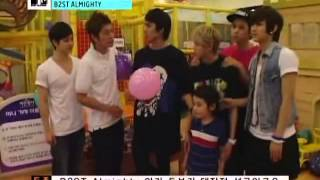 Vietsub MTV B2ST BEAST Almighty ep 7 part 3/3