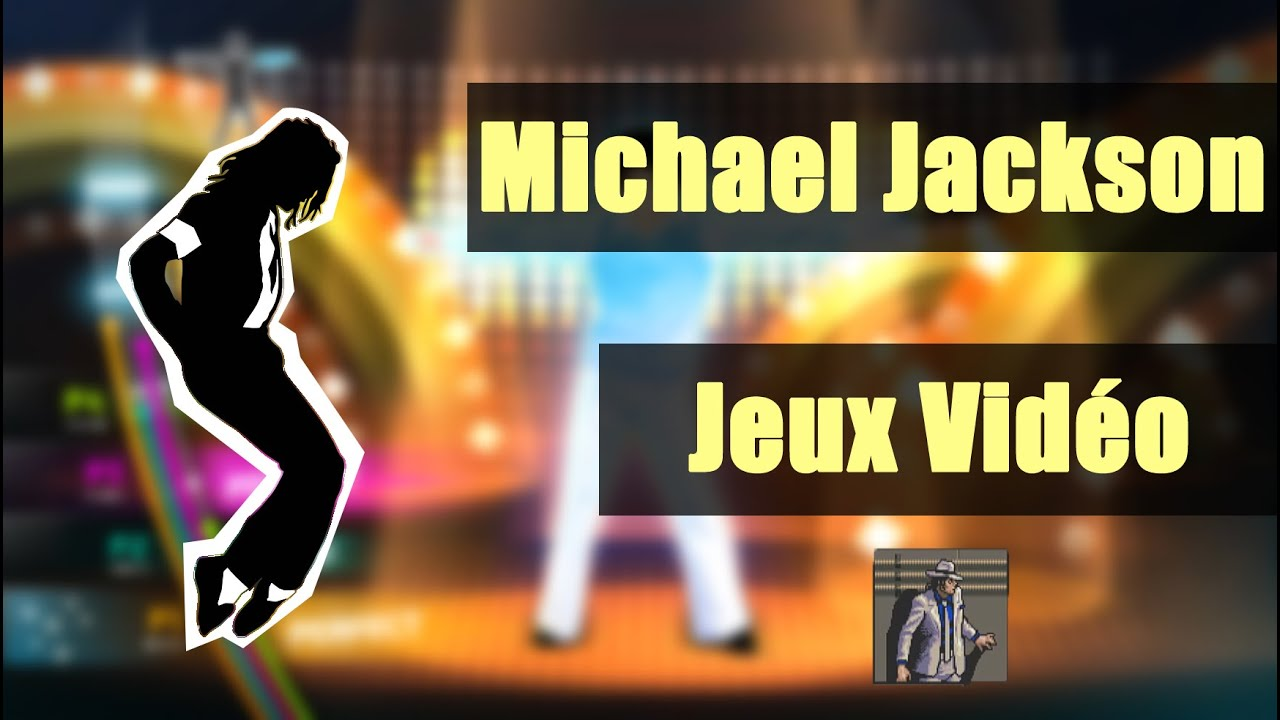 Michael Jackson & jeux vidéo : Toujours vivant dans les jeux vidéo  #29