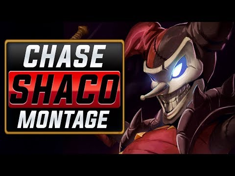 """Chase """"Shaco Main"""" Montage 