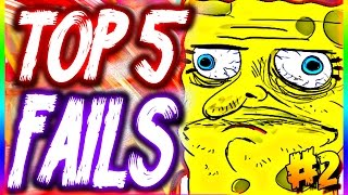 top 5 bo3 zombie fails   week 2 call of duty black ops 3 zombies