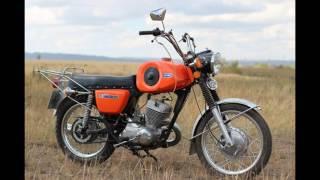 3 самых быстрых мотоцикла СССР