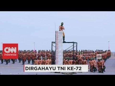 Bikin Lawan Ciut, Skill Beladiri Tingkat Tinggi Prajurit TNI